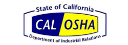 CA Department of Industrial Relations Division of occupational Safety and Health