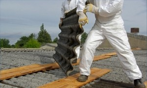 Asbestos Roof Removal in Diamond Bar CA