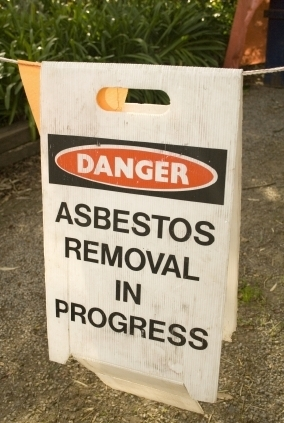 Asbestos removal in Claremont CA