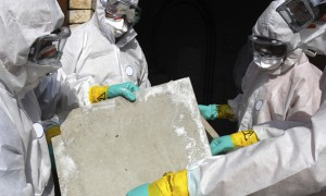 Asbestos Roof Removal in North Hills CA