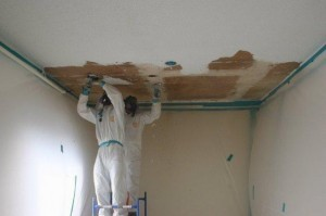 Cottage Cheese Ceiling Removal in Northridge CA